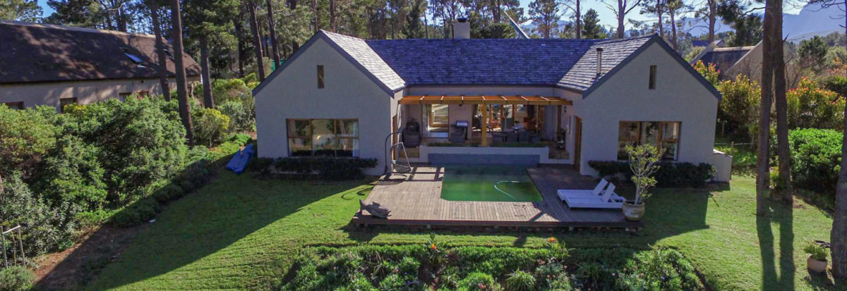 Country Living with sea and mountain views Wedderwill